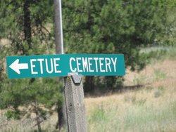Etue Cemetery