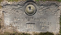 Roy Russell Martin