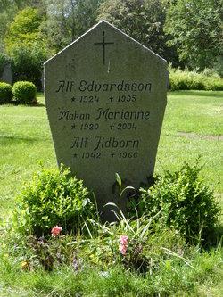 Elin Marianne <I>Kjellberg</I> Edvardsson