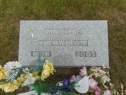 Marie E. Knowlton