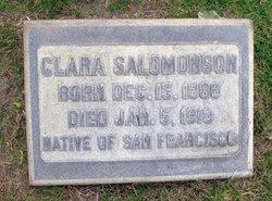 Clara Salomonson