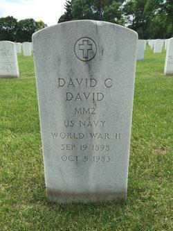 David C David