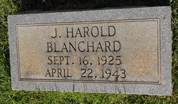 Joseph Harold Blanchard