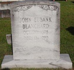 John Eubank Blanchard