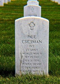 Paul Csicsman