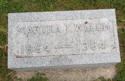 Martha T. <I>Thyer</I> Welch