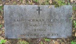 Ralph Norman Begien III