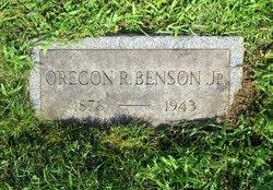 Oregon Randolph Benson, Jr