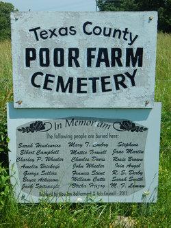 County Farm Cemetery