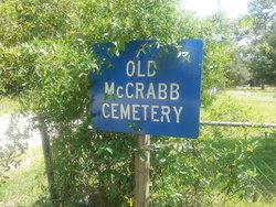 Old McCrabb Cemetery