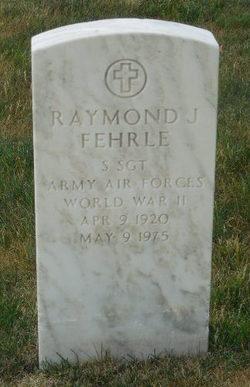 Raymond John Fehrle