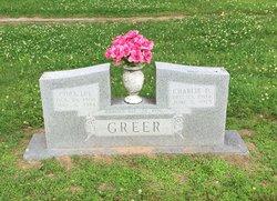 Cora Lee <I>Jones</I> Greer