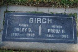 Freda Ruby <I>Mason</I> Birch