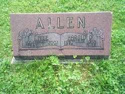 Marie L.N. <I>Moore</I> Allen