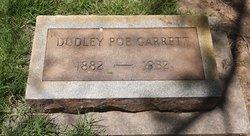 Dudley Poe Garrett