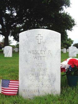 Wesley R Witt