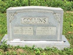 Amanda <I>Stanley</I> Collins