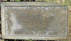 Martha Jean Cushnie