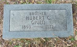 Hubert Cleveland Given