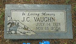 """John C """"J.C."""" Vaughn"""