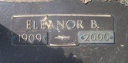 Eleanor Lillian <I>Benner</I> Bathurst