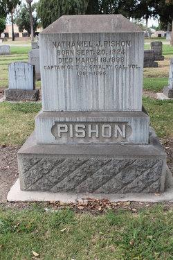 Capt Nathaniel J Pishon