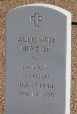 Alfonso Diaz, Sr