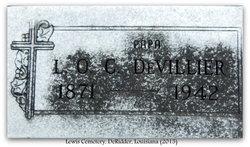 Louis Oliver C. DeVillier