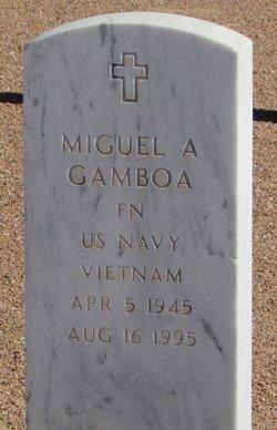 Miguel A Gamboa