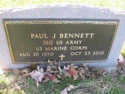 Paul Joel Bennett