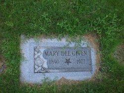 Mary Odela <I>Sondrup</I> Given