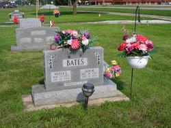 Jane M. <I>Hann</I> Bates