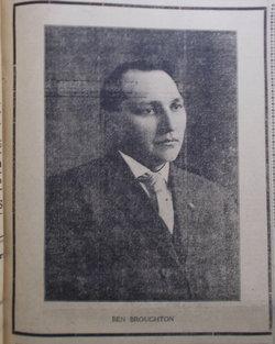 Ben Broughton