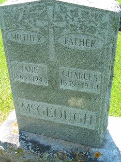 Jane McGeough