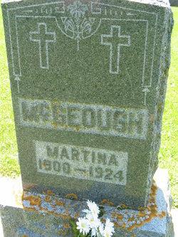 Martina McGeough