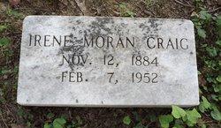 Mildred Irene <I>Douglas</I> Moran, Craig