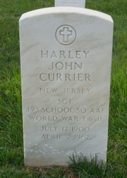 Harley John Currier