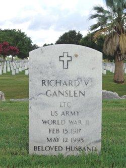Richard V Ganslen