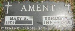 Donald L. Ament