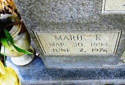 Marie Blanche <I>Kilpatrick</I> Davis