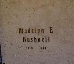"Mary Madeline ""Madelyn"" <I>Ellis</I> Bushnell"