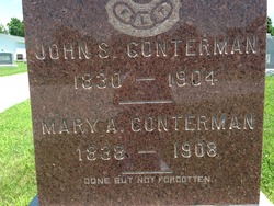 Mary Ann <I>Purviance</I> Gonterman