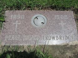 Pearl <I>Hanks</I> Trowbridge