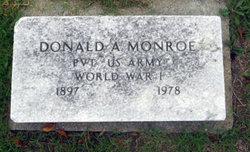 Donald Albert Monroe