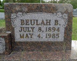 Beulah B. Morris