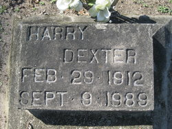 Harry Dexter