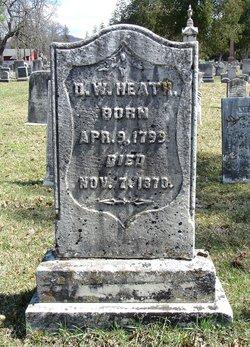 David Whipple Heath