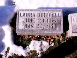 Laura <I>Pierce</I> Birdcell