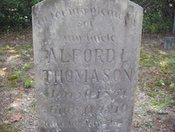 Alford L Thomason