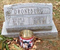 Catherine Virginia <I>Kemp</I> Droneburg